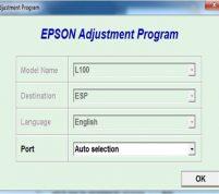 برنامه ریست اپسون L100
