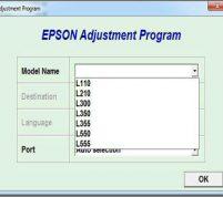 برنامه ریست اپسون L110-210-300-350-355-550-555