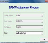 برنامه ریست اپسون L1800