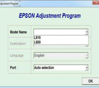 برنامه ریست اپسون L810-850