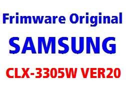 آپدیت اورجینال پرینتر CLX-3305_3305W_V3.00.01.20