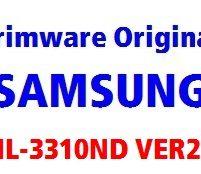 آپدیت اورجینال ML3310ND_V2.00.01.23
