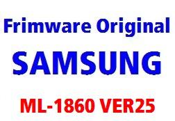 برنامه آپدیت فریمور ML1860_V1.01.00.25