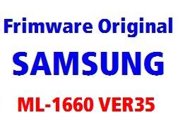 برنامه آپدیت پرینتر ML1660_V1.01.00.35