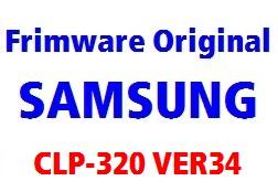 برنامه آپدیت کردن CLP320_V1.00.01.34