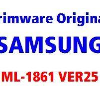 برنامه آپدیت ML1861_1866_V1.03.00.25