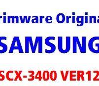 برنامه آپدیت SCX-3400/3405_V3.00.01.12
