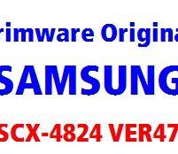 برنامه آپدیت SCX4824FN_V1.01.00.47