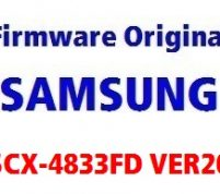 برنامه آپدیت SCX4833FD_V2.00.01.20