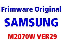 برنامه اصلی آپدیت پرینتر M2070W_V3.00.01.29