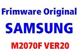 برنامه اصلی آپدیت کردن M2070F_V3.00.01.20