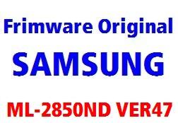 برنامه اصلی آپدیت ML-2850ND_V1.03.00.47