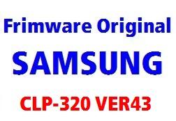 برنامه اصلی پرینتر CLP-320_V1.00.01.43