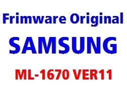 برنامه اصلی پرینتر ML1670_V1.01.00.11