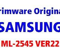 برنامه اصلی ML2545/2540_V1.01.00.22