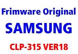 برنامه اورجینال آپدیت CLP315_V1.00.01.18