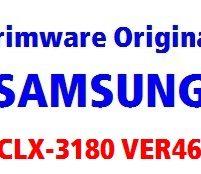 برنامه اورجینال آپدیت CLX-3180_3185_V1.00.01.46