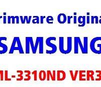 برنامه اورجینال ML3310ND_V2.00.01.36