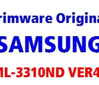 برنامه اورجینال ML3310ND_V2.00.01.45