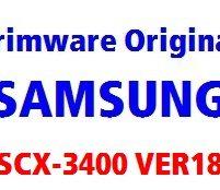 برنامه اورجینال SCX-3400/3405_V3.00.01.18