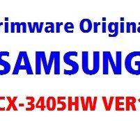 برنامه اورجینال SCX-3405HW/3405FW_V3.00.01.13