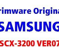 برنامه اورجینال SCX3200_V3.xx.01.07