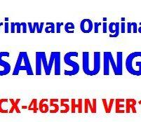برنامه اورجینال SCX4655HN_V3.00.01.12