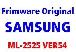 برنامه فریمور اصلی ML2525_V1.01.00.54
