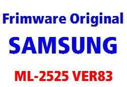 برنامه فریمور اصلی ML2525_V1.01.00.83
