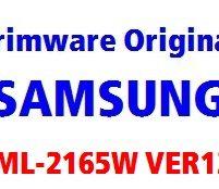 فایل آپدیت اصلی ML2165W_V3.00.01.13