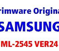 فایل اورجینال ML2545/2540_V1.01.00.24