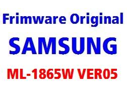 فایل فریمرو اورجینال ML1865W_V3.00.01.05
