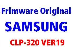 فریمور آپدیت اصلی CLP320_V1.00.01.19