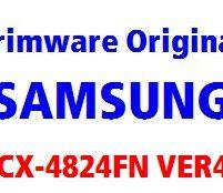 فریمور آپدیت SCX4824FN_V1.01.00.44
