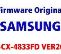 فریمور آپدیت SCX4833FD_V2.00.01.26