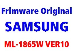 فریمور اصلی آپدیت ML1865W_V3.00.01.10