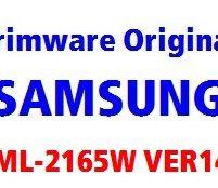فریمور اورجینال آپدیت ML2165W_V3.00.01.14