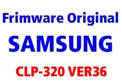 فریمور اورجینال پرینتر CLP320_V1.00.01.36