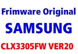 فریمور اورجینال پرینتر CLX-3305FN_3305FW_V3.00.01.20