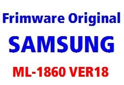 فریمور اورجینال پرینتر ML1860_V1.01.00.18