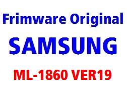 فریمور اورجینال پرینتر ML1860_V1.01.00.19