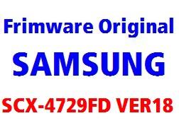 فریمور اورجینال SCX-4729FD_V3.00.01.18