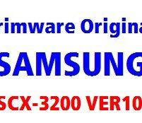 فریمور اورجینال SCX3200_V3.00.01.10