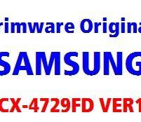 فریمور اورجینال SCX4729FD_V3.00.01.13