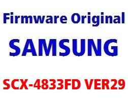 فریمور اورجینال SCX4833FD_V2.00.01.29