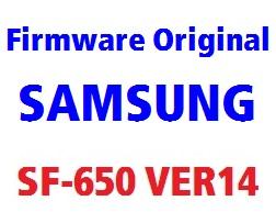 برنامه آپدیت سامسونگ SF-650/650P_V1.14
