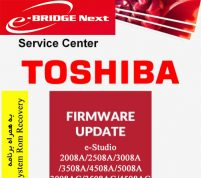 برنامه های آپدیت (Firmware) توشیبا ۴۵۰۸A و ۳۰۰۸A