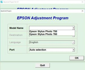 برنامه ریست اپسون Stylus Photo T50_T60